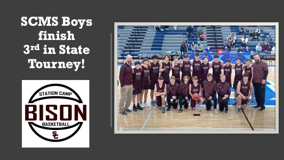 Boys Basketball Finishes 3rd in State Tournament
