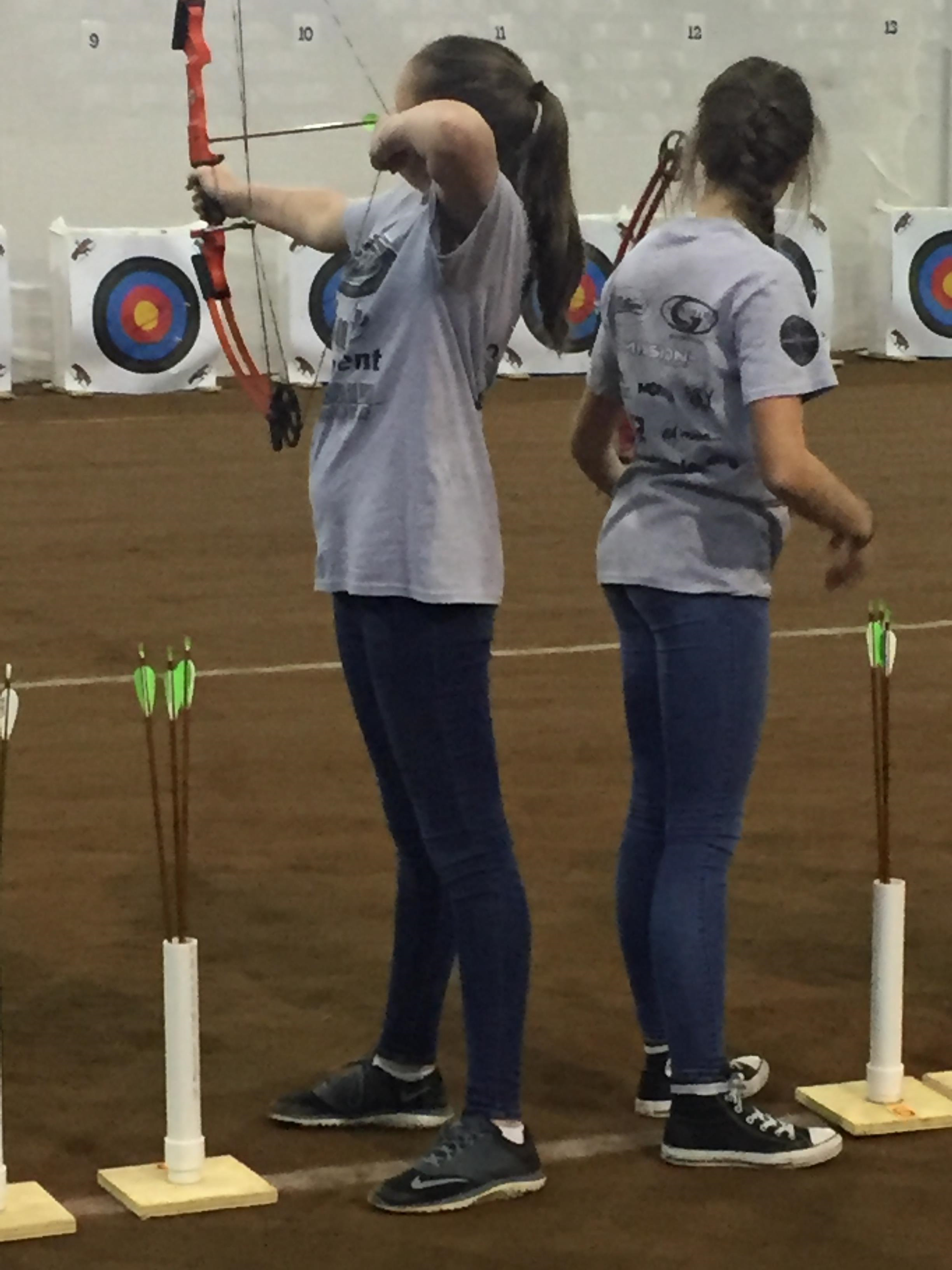 Archery Team Competition