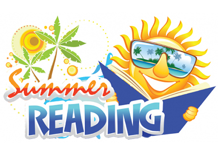 Summer Reading - Click here for more information.