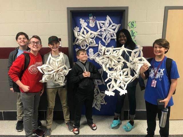 SCMS Blizzard raises funds for Cystic Fibrosis